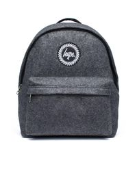 Hype | Gray Grey Wool Backpack By | Lyst