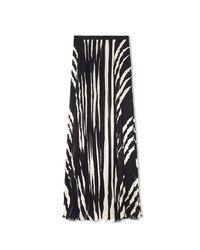 Tory Burch Black Lucea Maxi Skirt