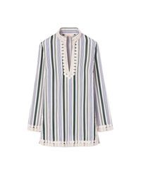 Tory Burch | Multicolor Villa Tunic | Lyst