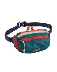Patagonia Blue Arrow Red W Classic Navy