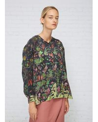 Anntian | Multicolor Print C Shawly Shirt | Lyst