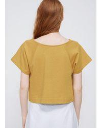 Ilana Kohn - White Brass Terry Mayes Shirt - Lyst