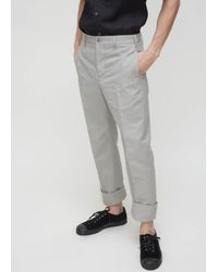 Lemaire - Multicolor Stone Chino for Men - Lyst