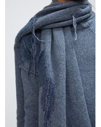 Acne - Blue Combo Olina S Patch - Lyst