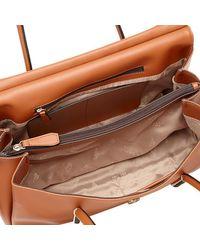 Fiorelli   Brown Womens New Tan Carlton East West Shoulder Bag   Lyst