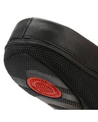 Fitflop - Womens Black Luna Pop Sandals - Lyst