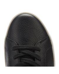 Champion Black Era Logo Sneakers