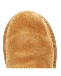 Sorel - Brown Womens British Tan / Elk Newbie Short Boots - Lyst