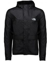 The North Face | Black 1985 Mountain Jacket for Men | Lyst