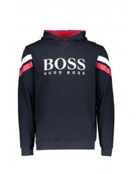 BOSS by Hugo Boss Blue Authentic Sweatshirt 403 for men