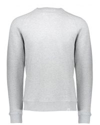 Norse Projects | Gray Ketel Classic Crew for Men | Lyst