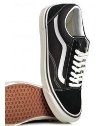 Vans Black Old Skool Active Skate/bmx Shoes for men