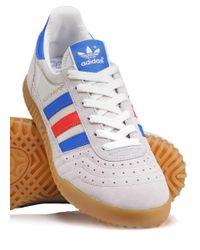 Adidas Originals - Blue Indoor Super for Men - Lyst