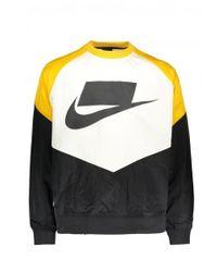 Nike Black Nsw Nsp Crew for men
