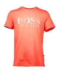 BOSS - Multicolor Rn T for Men - Lyst
