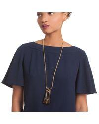 Trina Turk - Multicolor Mulholland Mod Pendant Necklace - Lyst