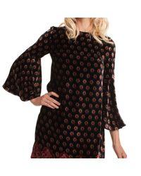 Trina Turk Black Astral Dress
