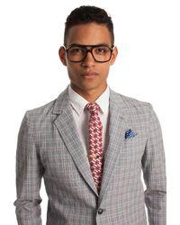 Mr Turk - Red Floral Necktie for Men - Lyst