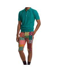 Mr Turk - Multicolor Don Short for Men - Lyst