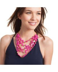 Trina Turk | Multicolor Indian Canyon Multi Strand Necklace | Lyst