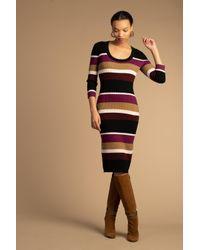 Trina Turk Multicolor St Helena Sweater Dress