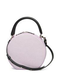 Rebecca Minkoff Circle Bag Nubuck Orchid Pink