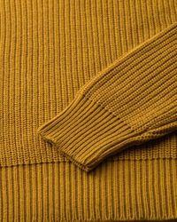 Knit Mikala Harvest Gold di Minimum in Multicolor