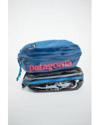 Trou noir cube petit bleu des Balkans Patagonia pour homme en coloris Blue