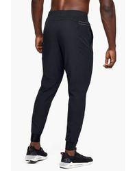 Pantalon De Jogging Unstoppable Noir Pitch Grey Under Armour pour homme en coloris Blue