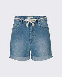 Minimum Blue Abarna Shorts