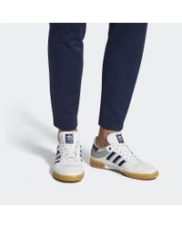 46 Taille Vintage Blanc Collegiate Navy Clear Sky CQ2759 Tennis ...