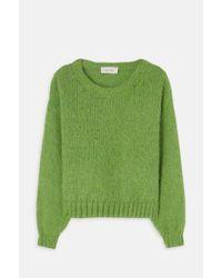 Jersey de Vogbay en Grasshopper Melange American Vintage de color Green