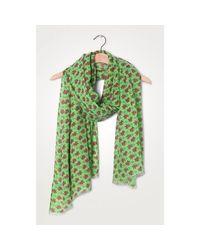 Fatistreet Green Maddy Scarf di American Vintage