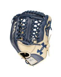"Under Armour Blue Ua Genuine Pro 11.75"" Baseball Fielding Glove for men"