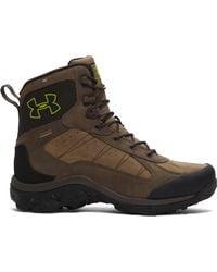 Under Armour | Black Men's Ua Speed Freek Bozeman Hunting Boots | Lyst