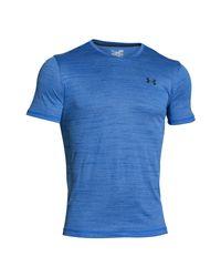 Under Armour Blue Men's Ua Tech™ V-neck T-shirt for men
