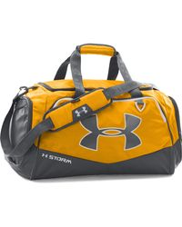 cbe0ff748f Lyst - Under Armour Ua Storm Undeniable Ii Md Duffle in Metallic for Men