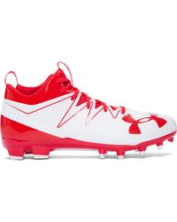 Under Armour | Multicolor Men's Ua Nitro Mid Mc Football Cleats for Men | Lyst