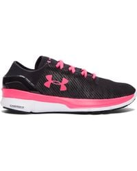 Under Armour | Black Women's Ua Speedform® Apollo 2 Reflective Running Shoes | Lyst