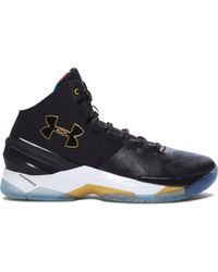 Under Armour - Black Men's Ua Curry Two Limited Edition Basketball Shoes for Men - Lyst