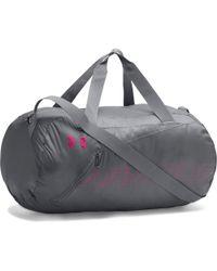 Under Armour - Multicolor Ua Packable Duffle Bag for Men - Lyst