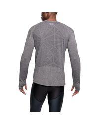 Under Armour - Gray Men's Ua Swyft Long Sleeve for Men - Lyst