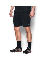 Under Armour Black Men's Ua Challenger Knit Shorts for men
