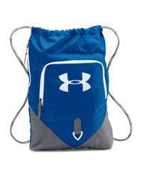 Under Armour Blue Ua Undeniable Sackpack for men