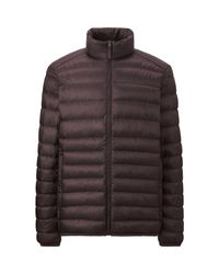 Uniqlo - Brown Men Ultra Light Down Jacket for Men - Lyst