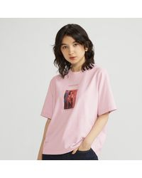 Women In Movies UT Camiseta Gráfica Uniqlo de color Pink