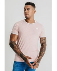 Good For Nothing | Pink Ringer Tee for Men | Lyst