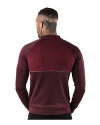 Gym King - Red Retro Baseball Jacket for Men - Lyst