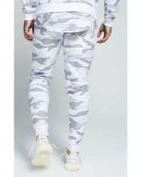 Siksilk Multicolor Fitted Jogger for men