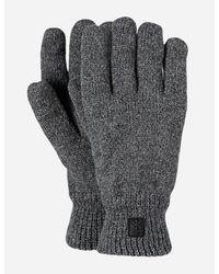 Barts - Gray Haakon Gloves for Men - Lyst